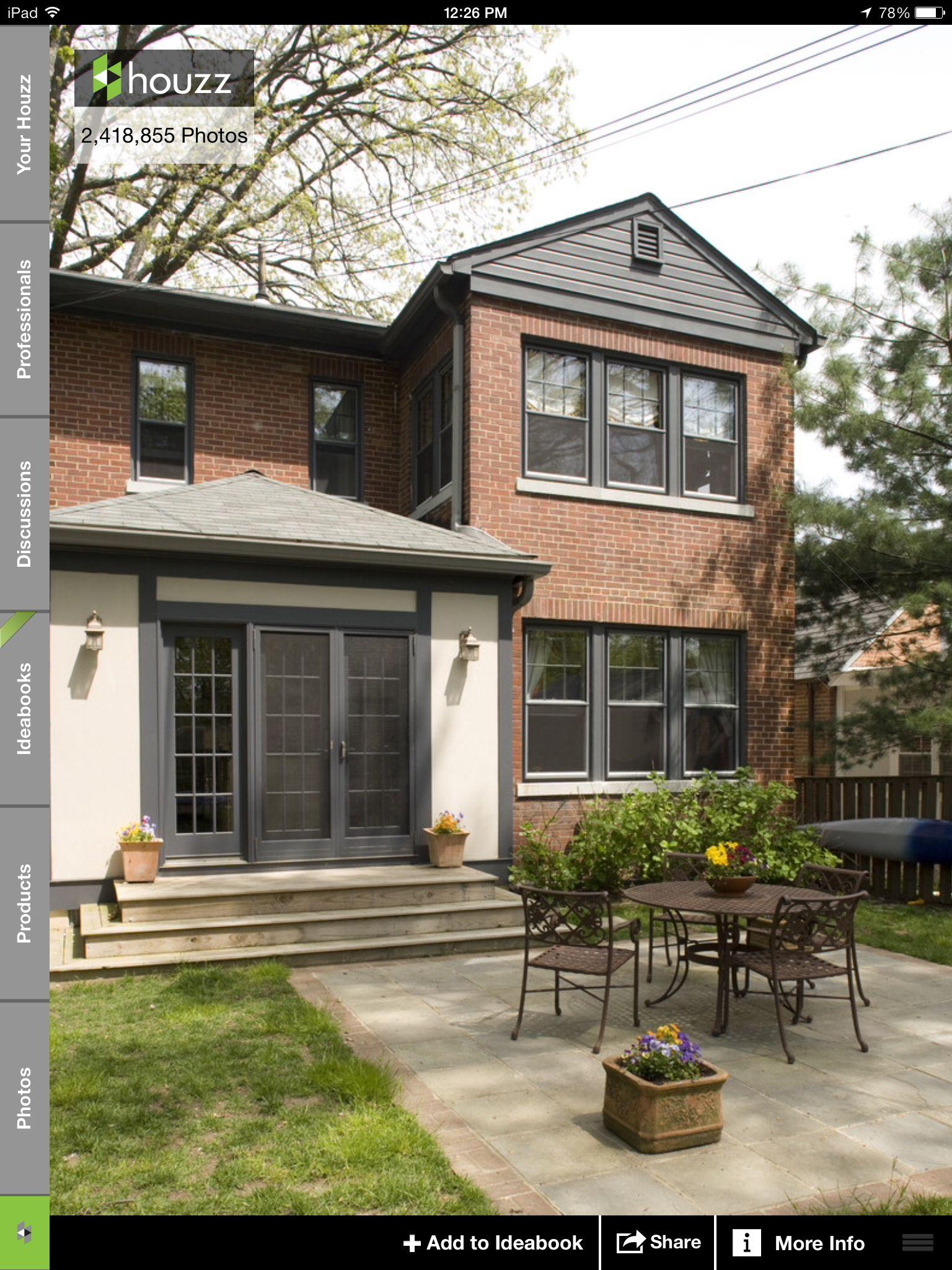 Home Exterior Design 5 Ideas 31 Pictures: Red Brick Exteriors
