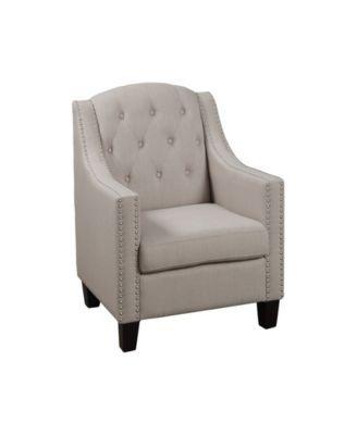 nailhead armchair beige tan beige products pinterest rh pinterest com