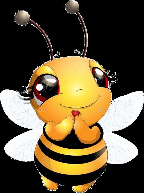 Pin By Sona Ivancova On Hjartan Honey Bee Drawing Bee Painting Bee Drawing