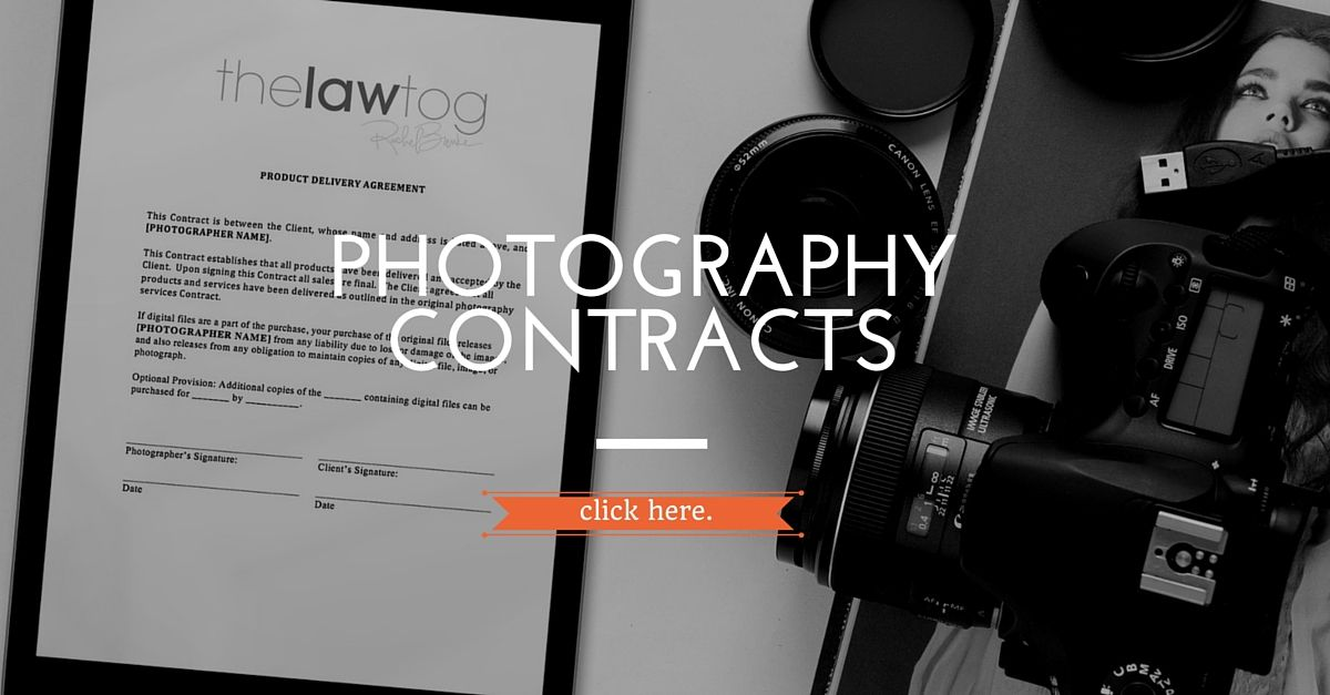 How using photography contract templates can save you money The - photography services contract