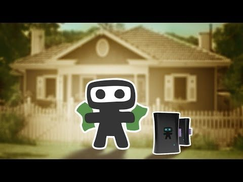 How To Build A Home Security And Automation System With Ninja Blocks Home Automation Home Automation System Cheap Home Security Systems