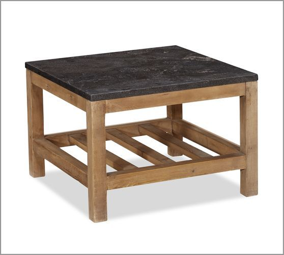 would this be okay in the porch connor coffee table pottery barn rh pinterest co uk