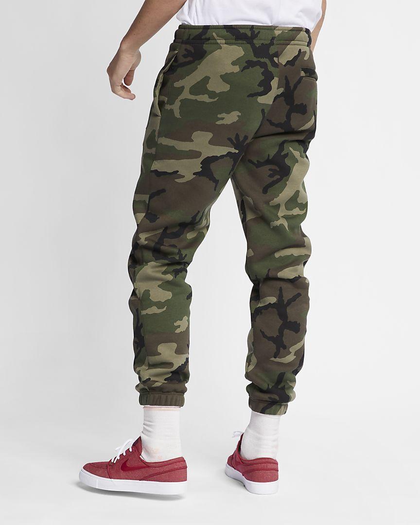 b29ed5cbc3f SB Icon Pantalón de skateboard de camuflaje - Hombre | ARMY CAMU ...