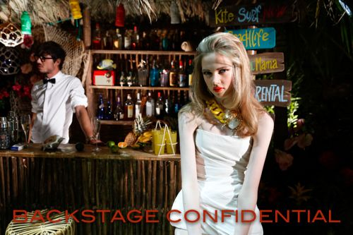 DSQUARED2 BACKSTAGE SPRING SUMMER 2014http://www.backstageconfidential.net/dsquared2-backstage-spring-summer-2014.html