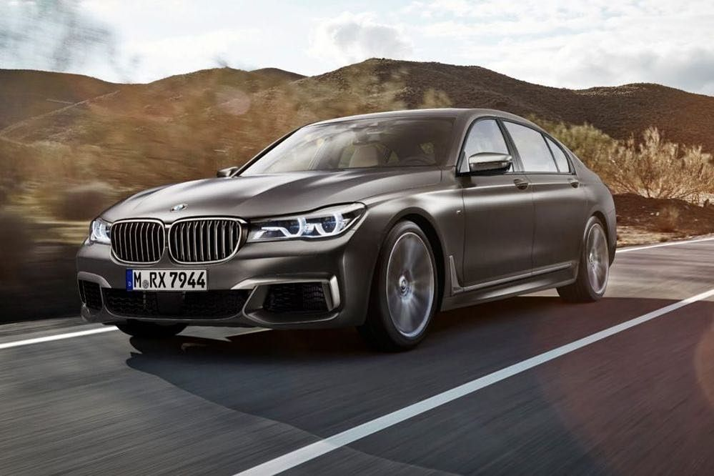#BMW #M760Li  German brand combines ultimate #luxury with blistering performance. #bmwofsterling http://buff.ly/2ntNmKv