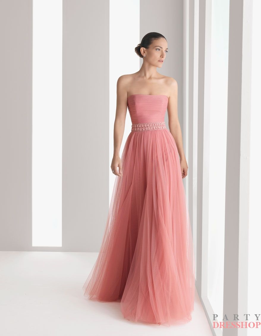 A Line Red 2012 Rosa Clara Cocktail Dresses MRSD032 $165.00 (USD ...