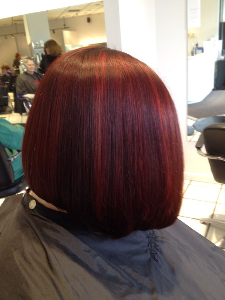 Wella Color Stain Streaks Color Touch Hair By Ernstco Stylist