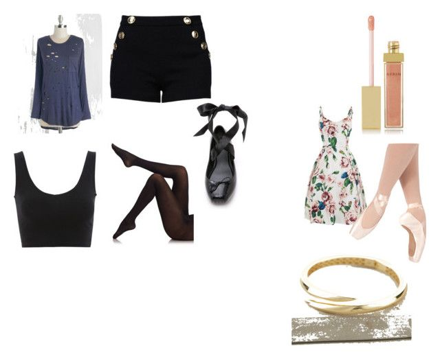 """""""Edgy Meets Vintage"""" by justanotherhumanbeing on Polyvore"""