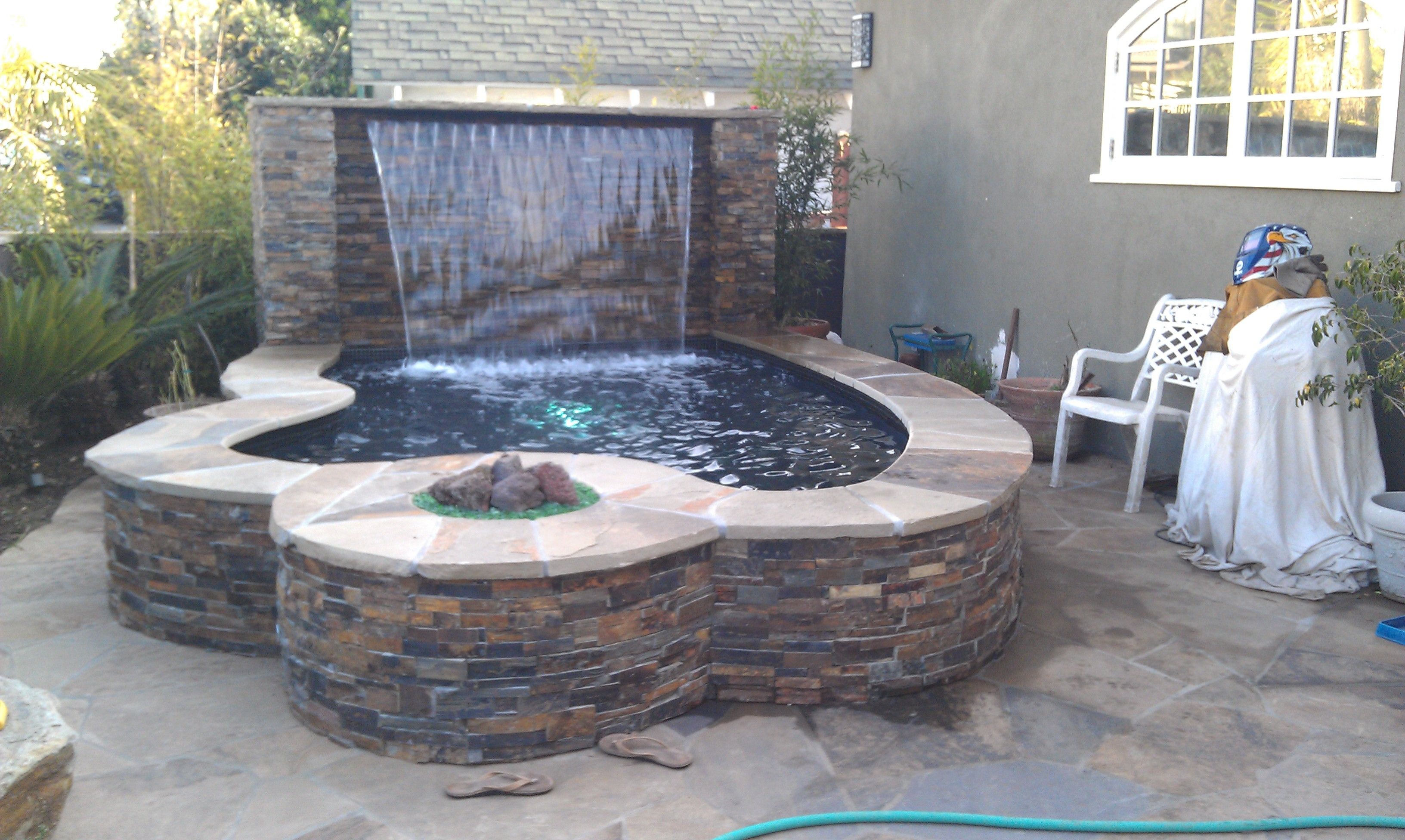 California Pools San Fernando Valley Swimming Pool Builder Backyard Pool Swimming Pool Designs Pool Designs