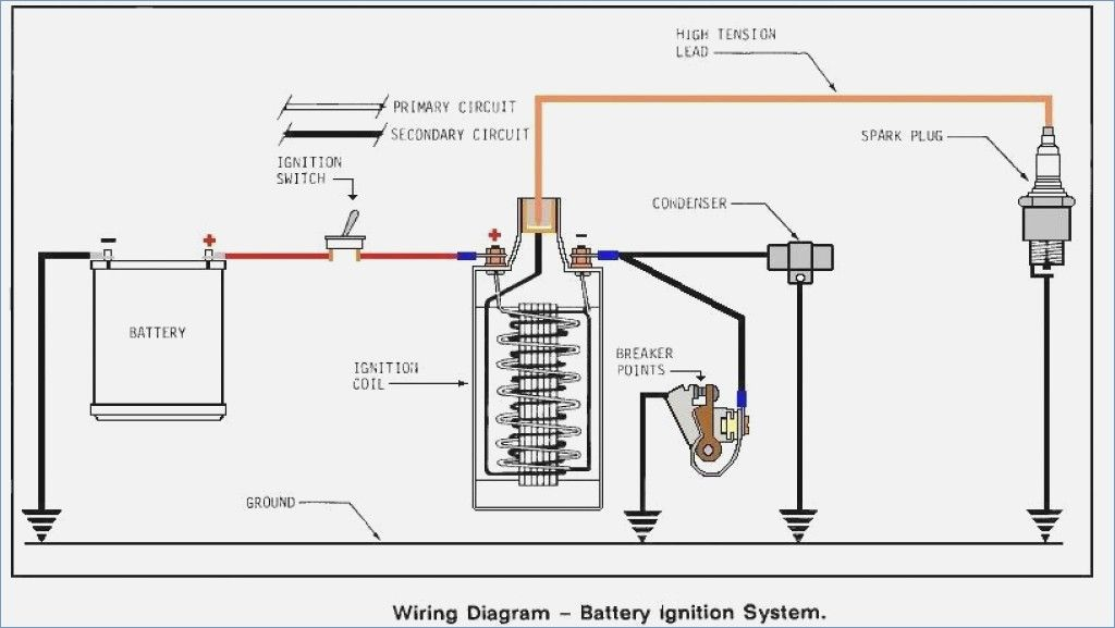 Image Result For Harley Simple Points Wiring Ignition Coil Diagram Motorcycle Battery