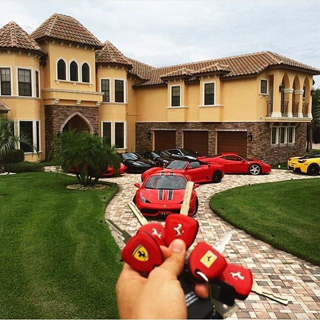 welcome to ferrari heaven pick one and tag your squad via rh pinterest com