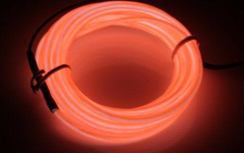 Lerway Multicolore 5 M Luminous El Elektrolumineszenzdraht Eclairage