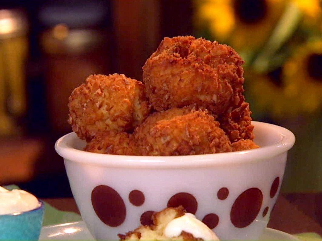 Pretzel Mashed Potato Bites