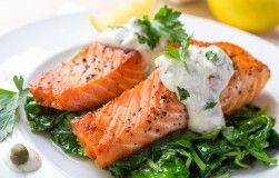 Food 4k Ultra HD wallpapers Salmon