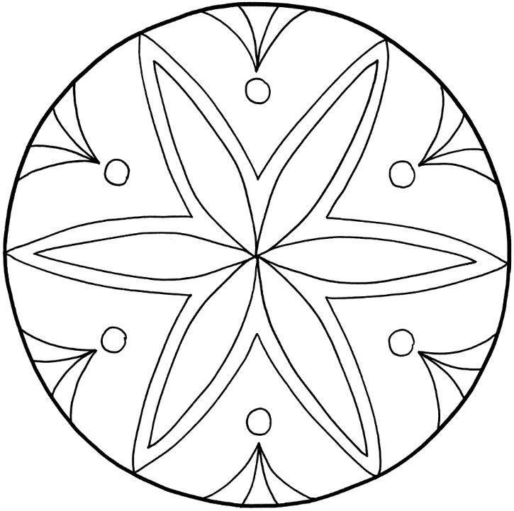Mandalas Zum Ausdrucken Blumen Frobel Mandalas Zum Ausdrucken Mandalas Ausdrucken