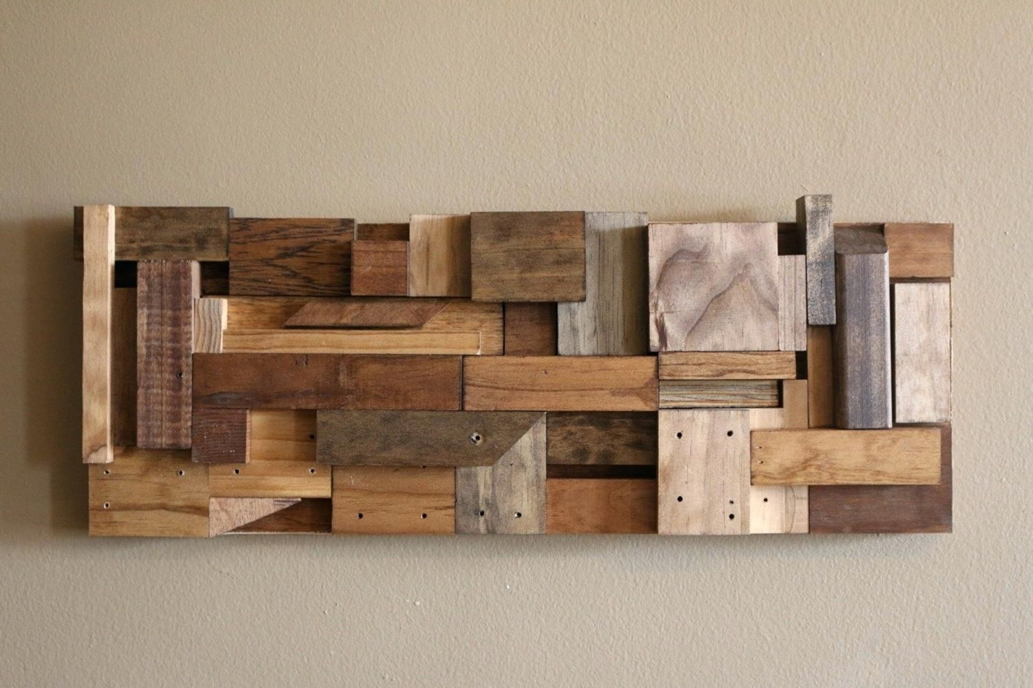 25 Lovely Diy Wood Scrap Projects For Cheap Home Decor Scrap