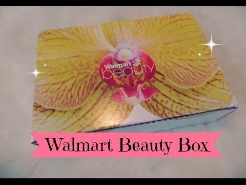 Walmart July Beauty Box Unboxing