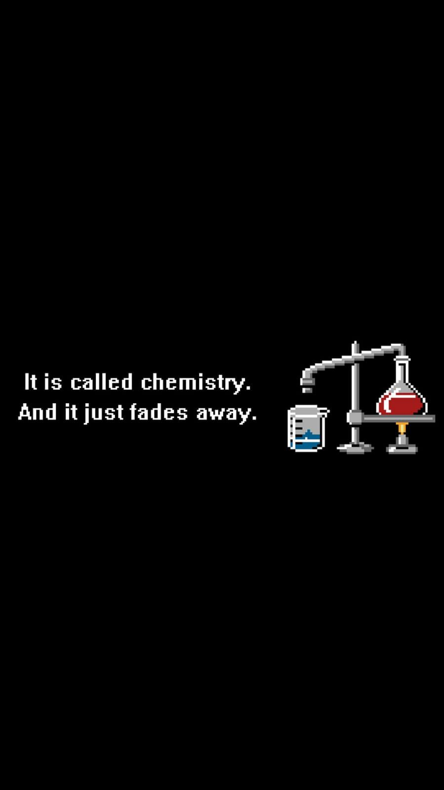 Just Chemistry Pixel Art