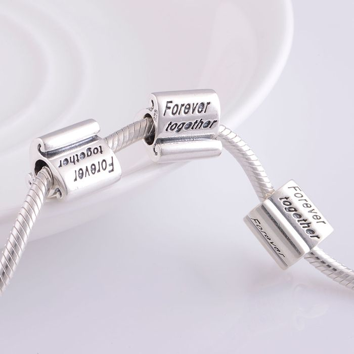 Forever Together 925 Sterling Silver Charms