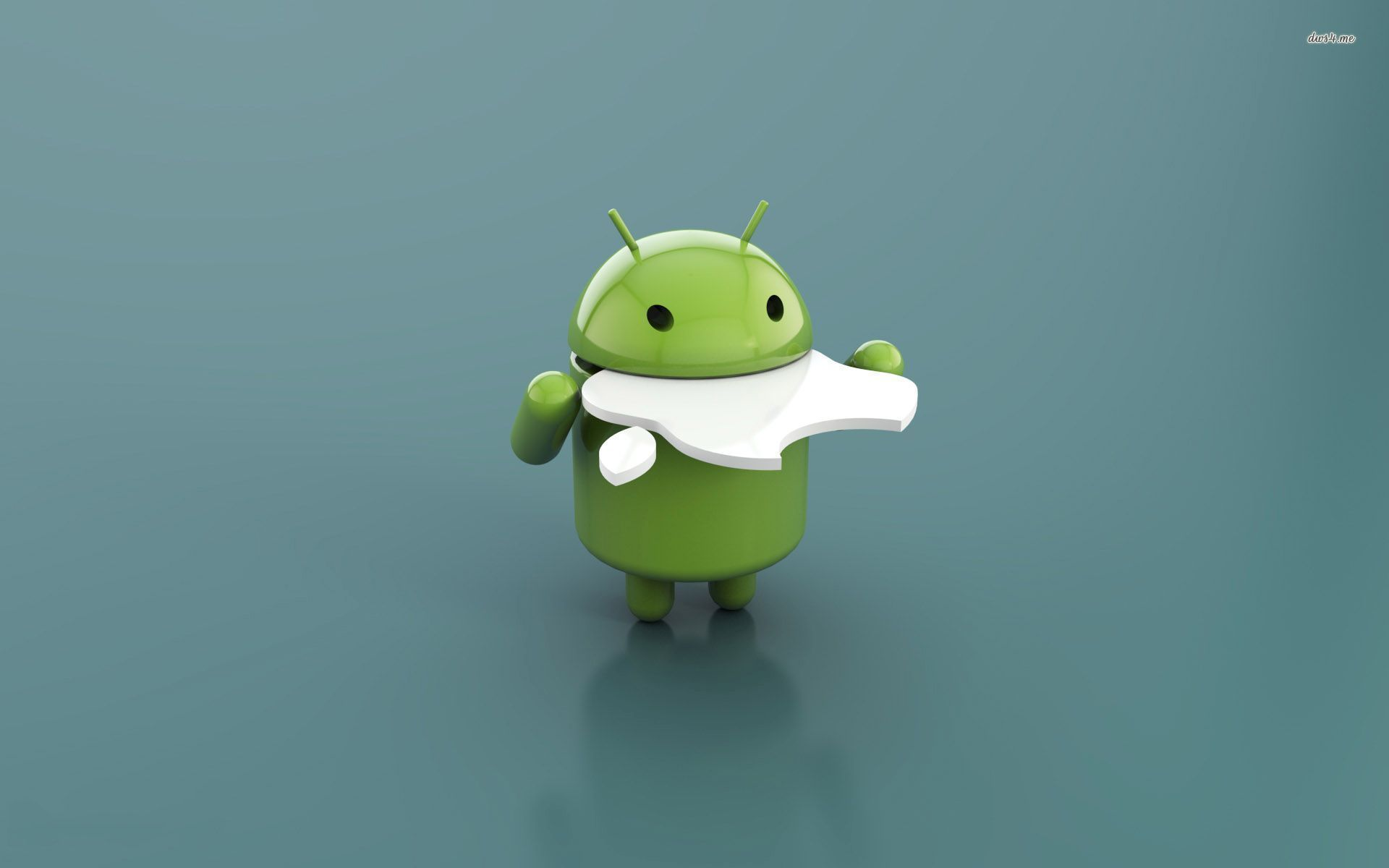 funny hd apple vs android wallpaper collections