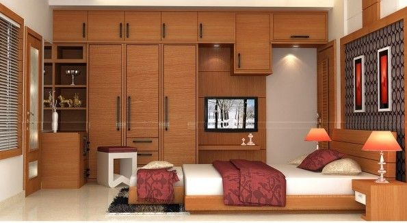 Very small bedroom with built in wardrobe and for Bedroom cabinet ideas