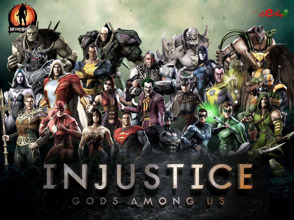 Injustice Universe Injustice Injustice Game God