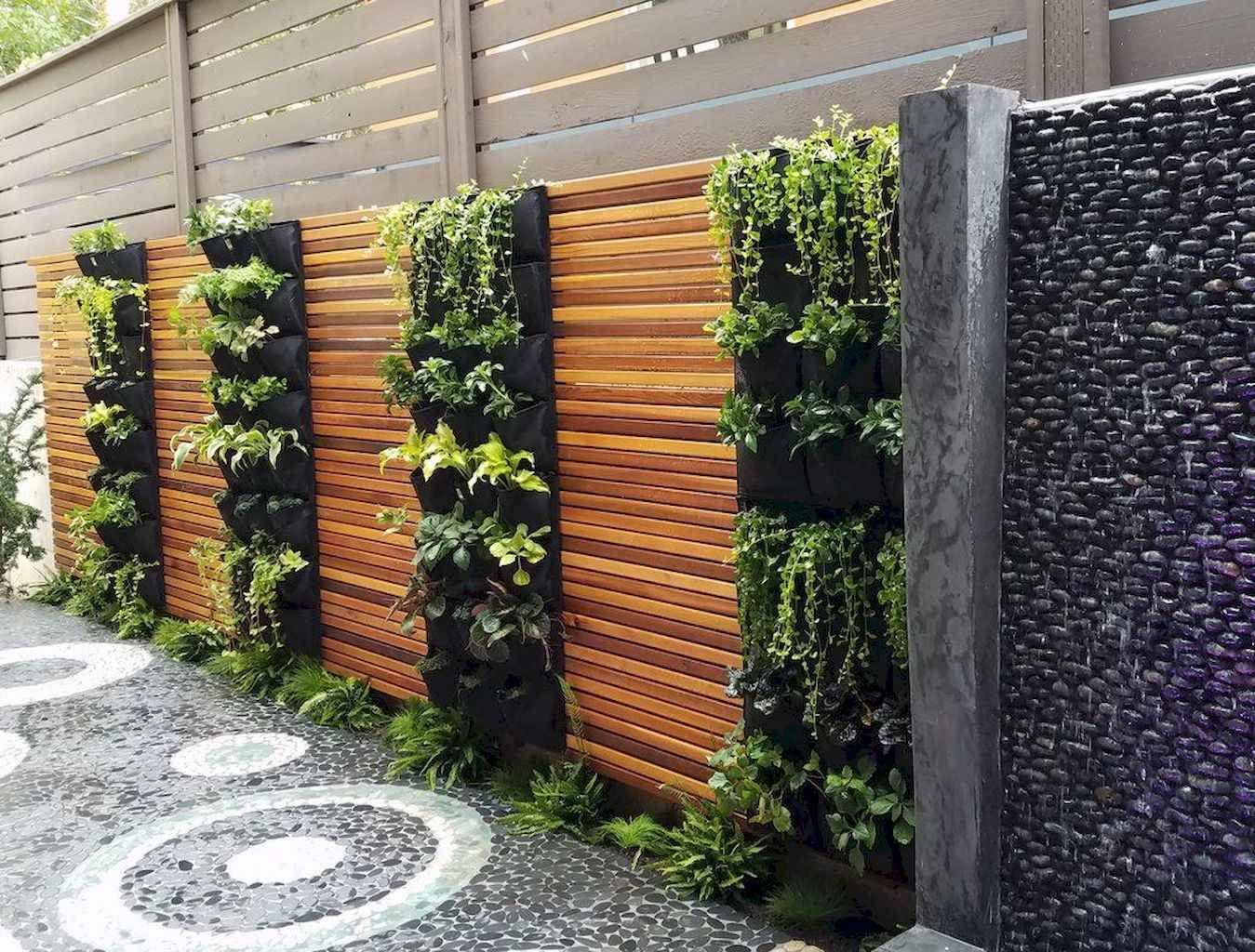 ideas for garden wall decor