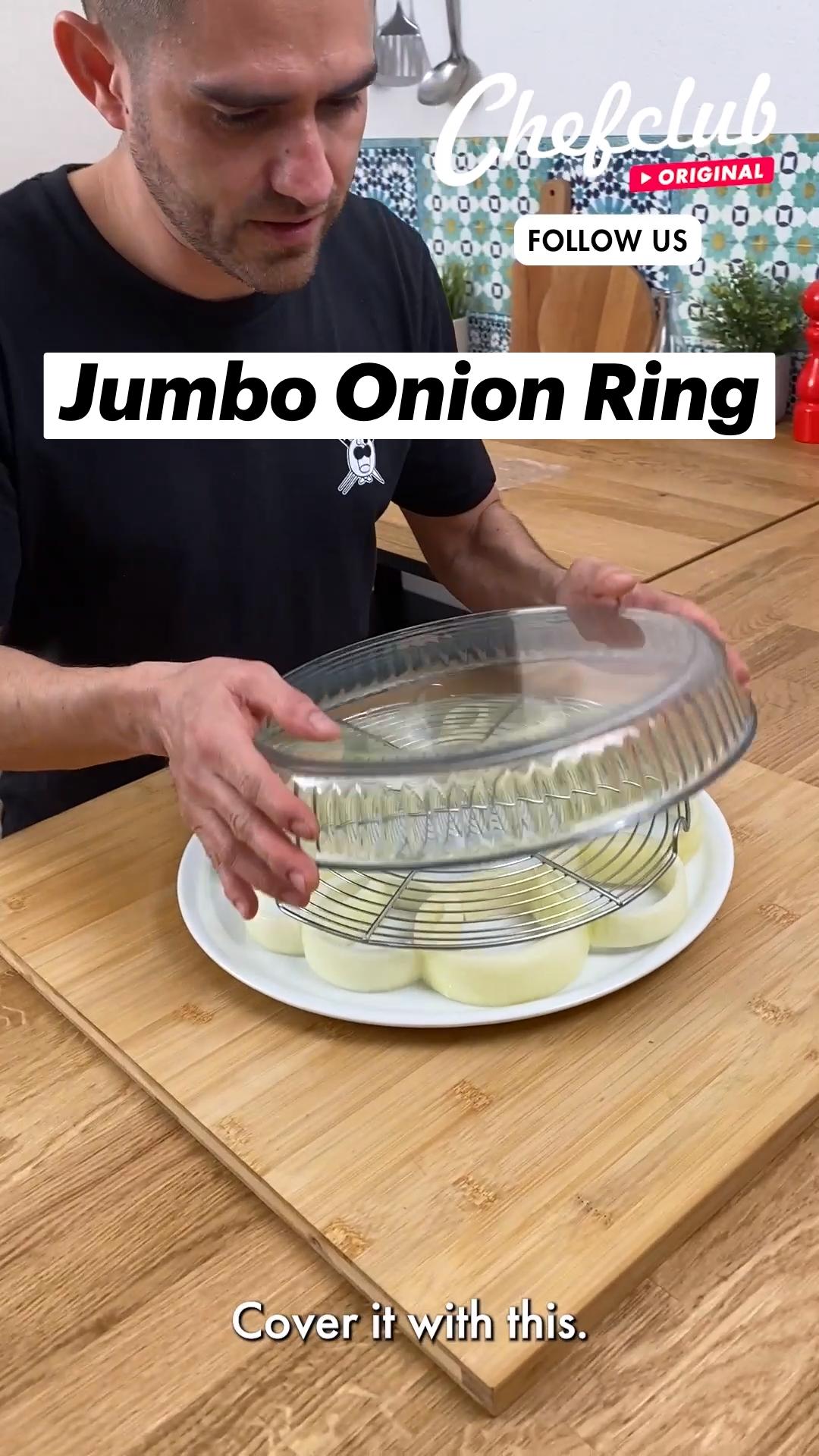 Jumbo Onion Ring