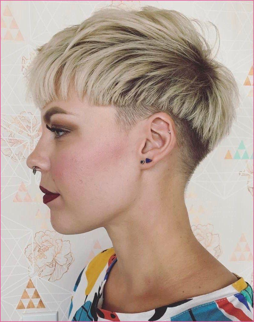 Kurze Haare Undercut Kurzhaarfrisuren Haarschnitt Gewagte Kurzhaar