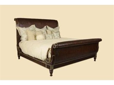 shop for marge carson martinique sleigh bed mtq81w and other rh pinterest com