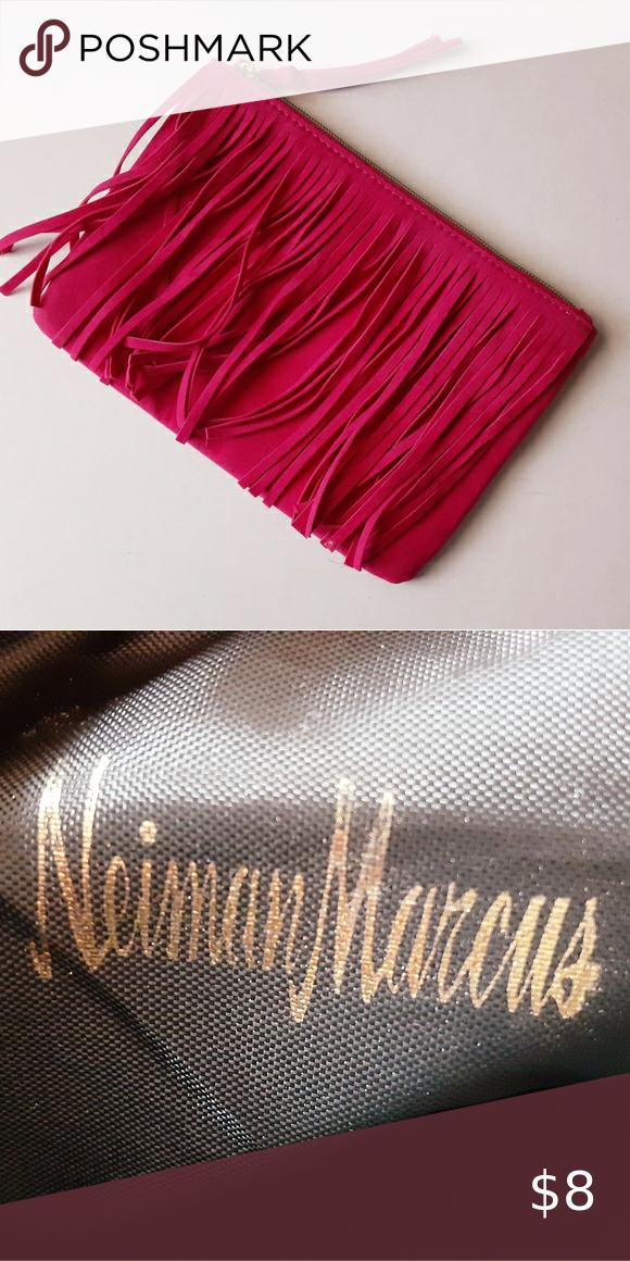3 10nwot Neiman Marcus Cosmetic Bag Neiman Marcus Bags Cosmetic Bag Trendy Bag
