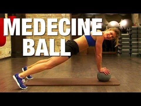 YouTube | Médecine ball, Exercices de fitness, Elastique fitness