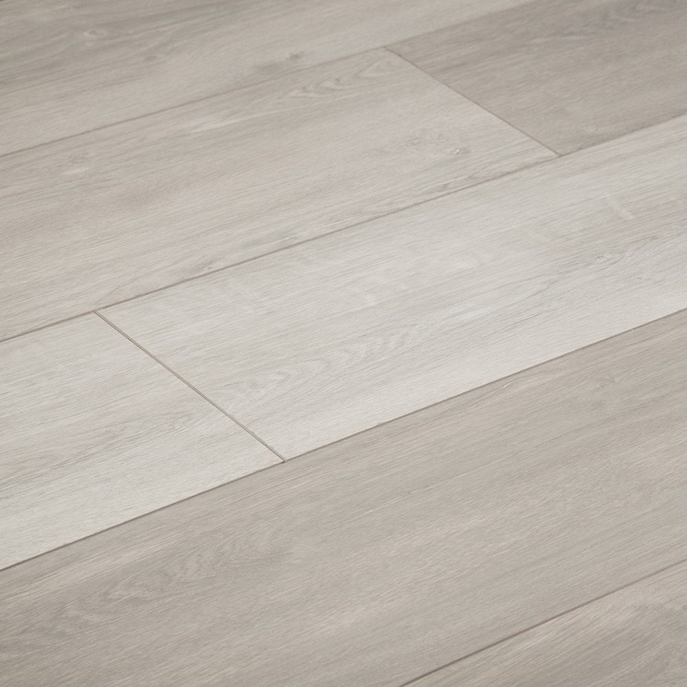 Builddirect Lamton 9 Ultimate Width 12mm Ac5 Water Resistant Collection In 2020 White Oak Laminate Flooring White Laminate Flooring Light Grey Wood Floors