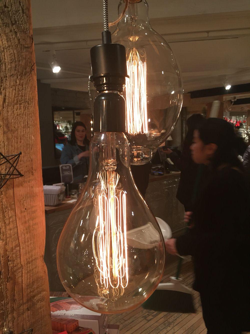 Giant Edison Bulb Lights Edison Light Bulbs Bulb Light Bulb