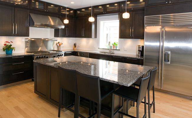 Plain Fancy Chicago Portfolio Soft Modern Contemporary Kitchen