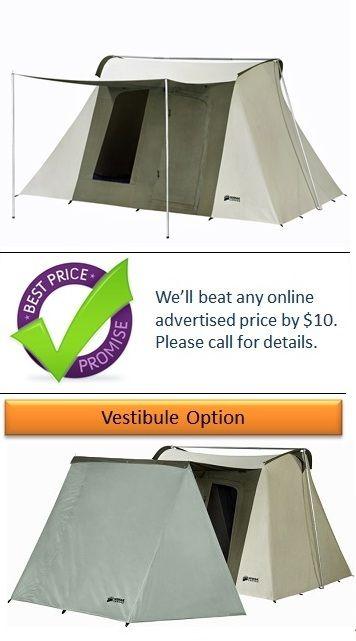 Nice all season tent   Canvas tent, Tent, Kodiak canvas