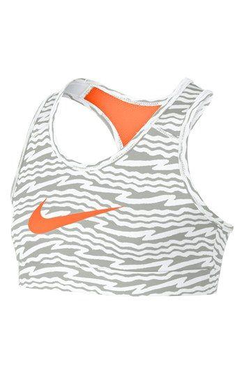 8eac673420 Nike  Hypercool GFX  Dri-FIT Bra (Big Girls)