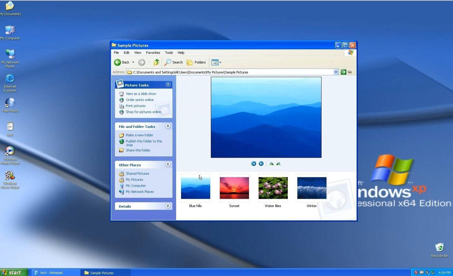 windows xp pro x64 iso