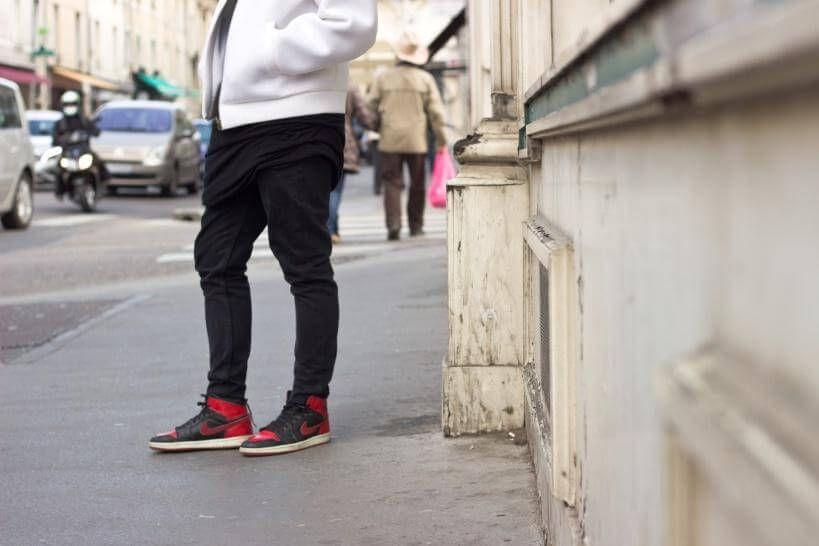 Ways to Wear: Air Jordan 1 Bred   Jordan 1's outfit ideas