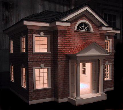 the designer of this incredible specimen is alan mowrer dog house rh pinterest com