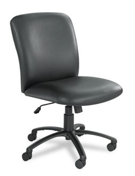 Big Man Office Chair, Wide Seat, 500 LB. Tall Back, Http: