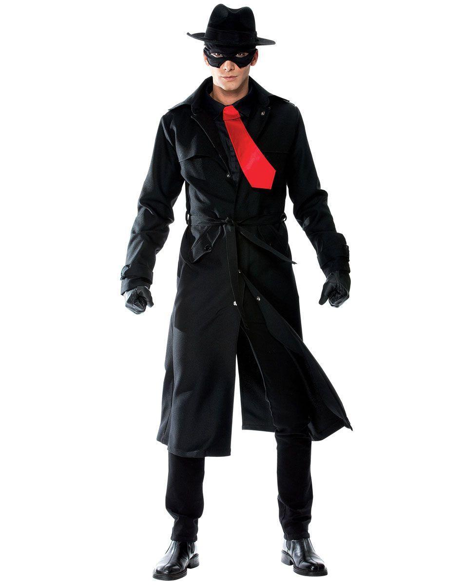 DC Comics The Spirit Adult Costume ($34.98) | Halloween Wishlist ...