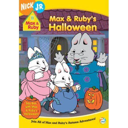 Max Ruby Max Rubys Halloween Dvd Halloween Dvd Walmart