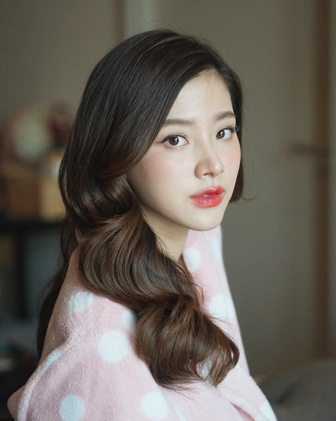 Download Baifernbah Pictures Ashueffects Beauty Face Women Beauty Girl Beauty