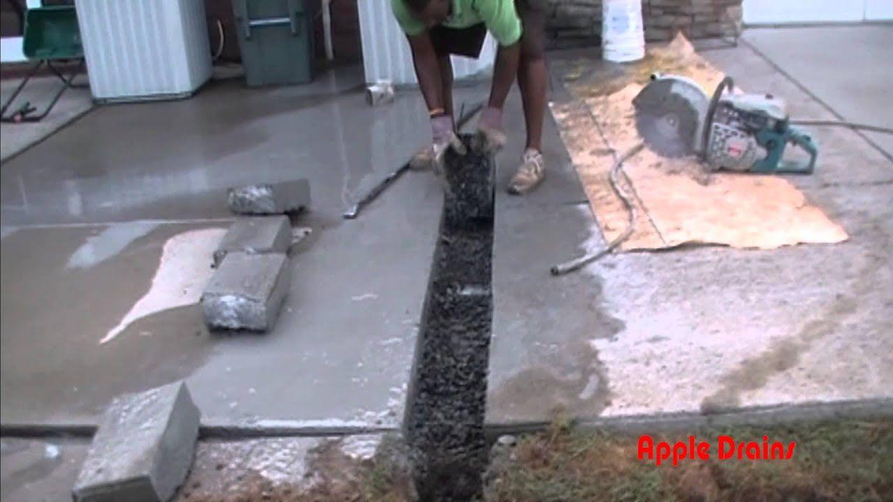 How To Remove Concrete
