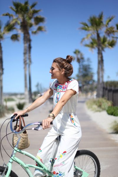 2fe5deda9 30 Perfect Warm-Weather Outfit Ideas to Carry You Through Spring and ...