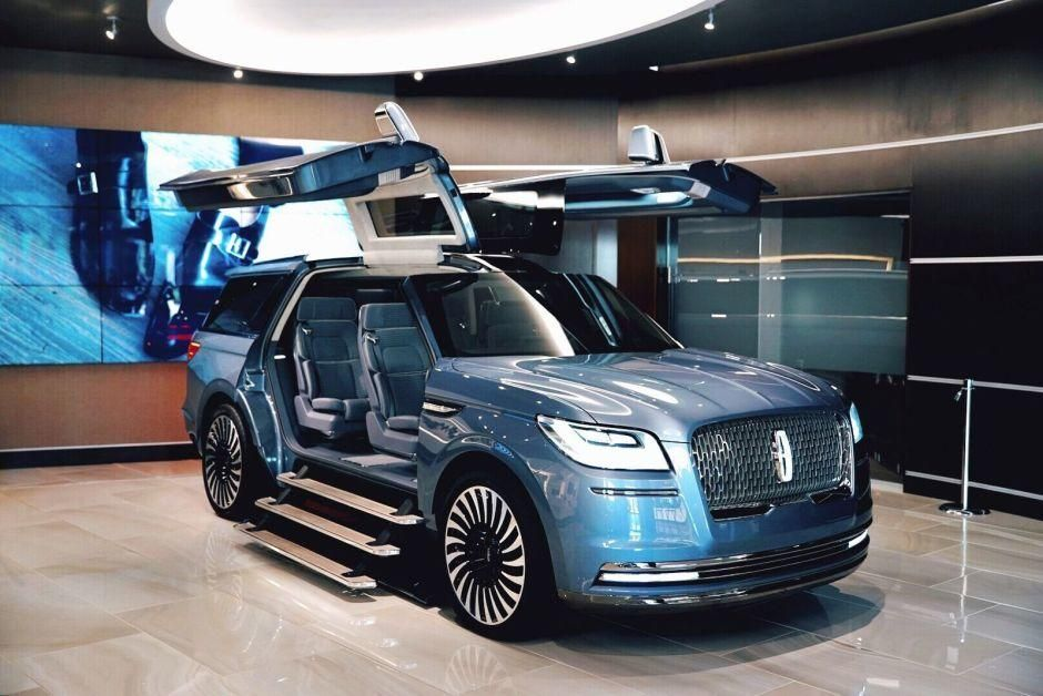 lincoln s new navigator concept is the mother of all motors my rh pinterest com