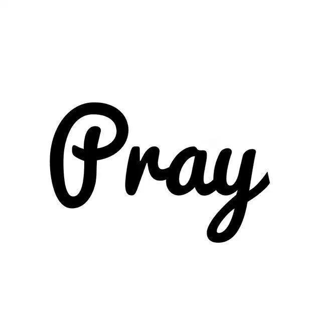 Always Praying,in Jesus Name!