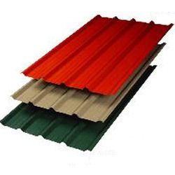 We Are Well Known Firm Supplying And Trading Superb Quality Tata Bluescope Colorbond Roofing Sheet Sheet Metal Roofing Corrugated Plastic Sheets Corrugated