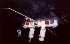 La Stazione Spaziale cinese: la #Cina nello #Spazio